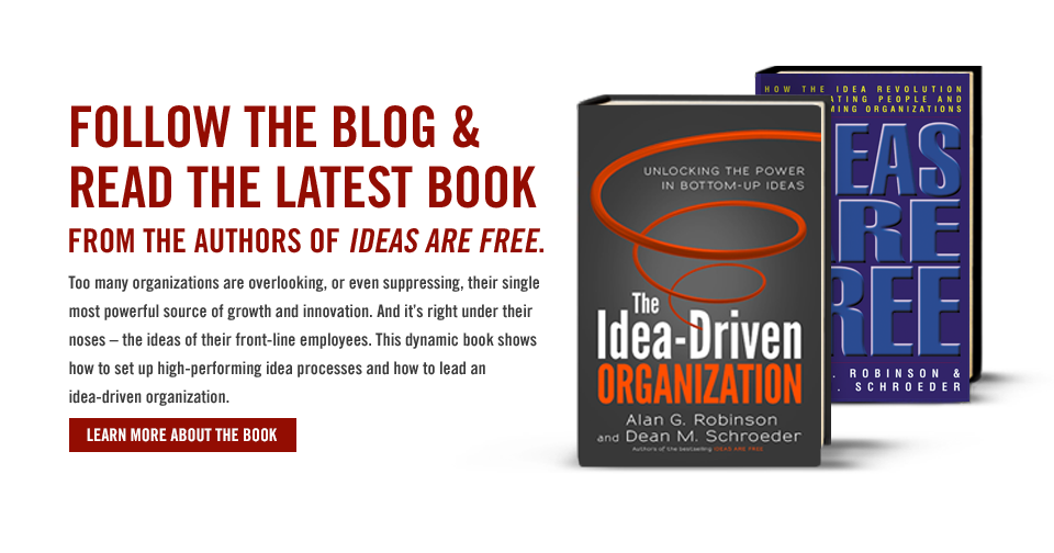 About Idea-Driven Organization